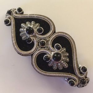 Accessories - Coiled Wire Couture Barrette